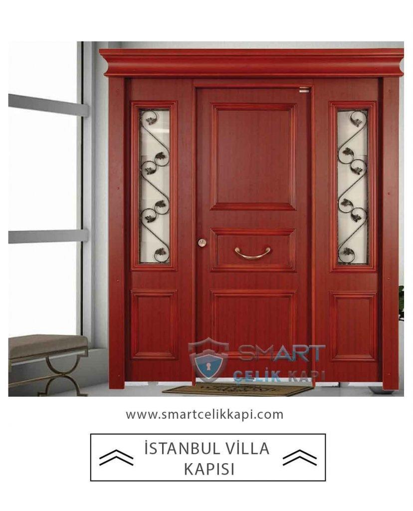 İstanbul Villa Kapısı Modelleri Villa Giriş Kapıları İstanbul Dış Mekan Çelik Kapı Fiyatlar Özellikler