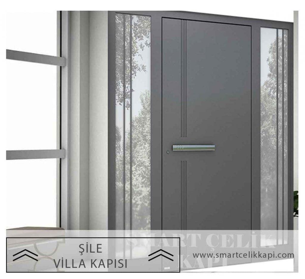 Şile villa kapısı modelleri villa giriş kapıları