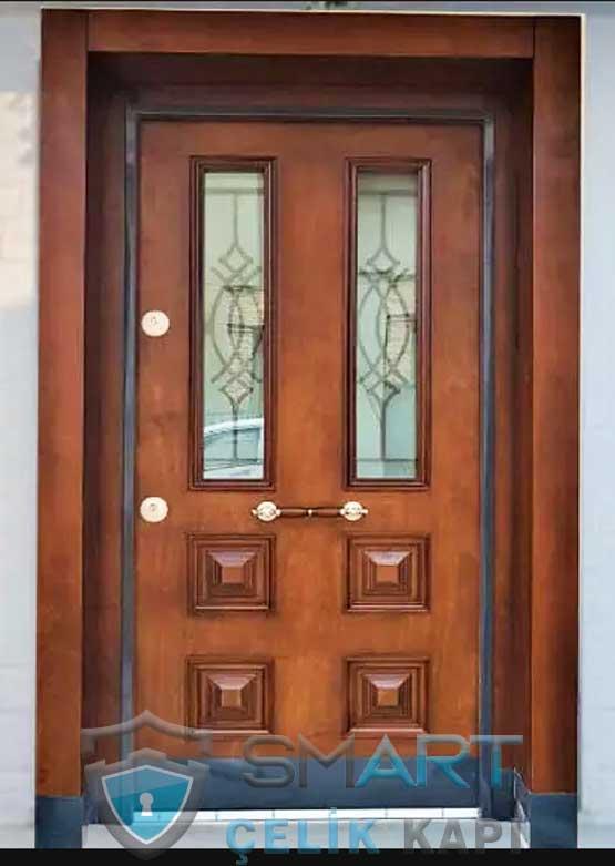 ahşap-kaplama-villa-kapısı