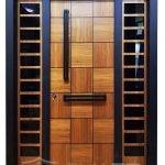 Villa kapısı modelleri Kompak kaplama villa giriş kapısı fiyatları