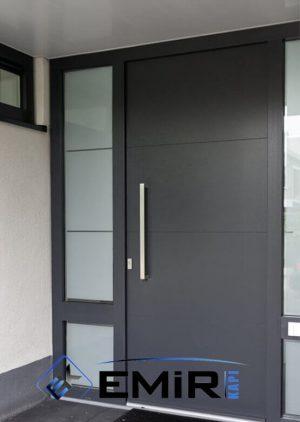 Villa Giriş Kapısı Üsküdar Villa Kapısı Modelleri VK-086