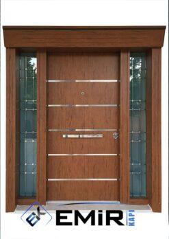 Kadıköy Villa Kapısı Modelleri Villa Giriş Kapıları Çelik Kapı Kompozit