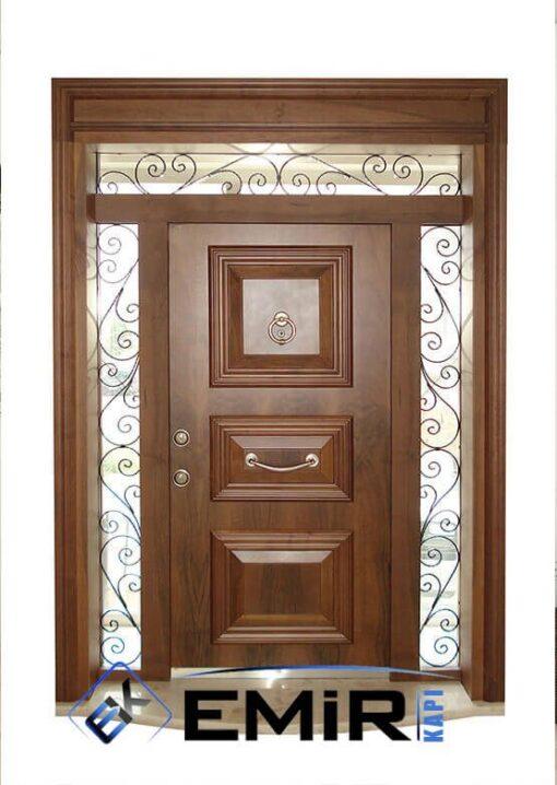 Rumelihisarı Villa Kapısı Modelleri Villa Giriş Kapısı İstanbul Çelik Kapı