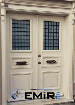 Beyaz Villa Kapısı Çatalca VK-031