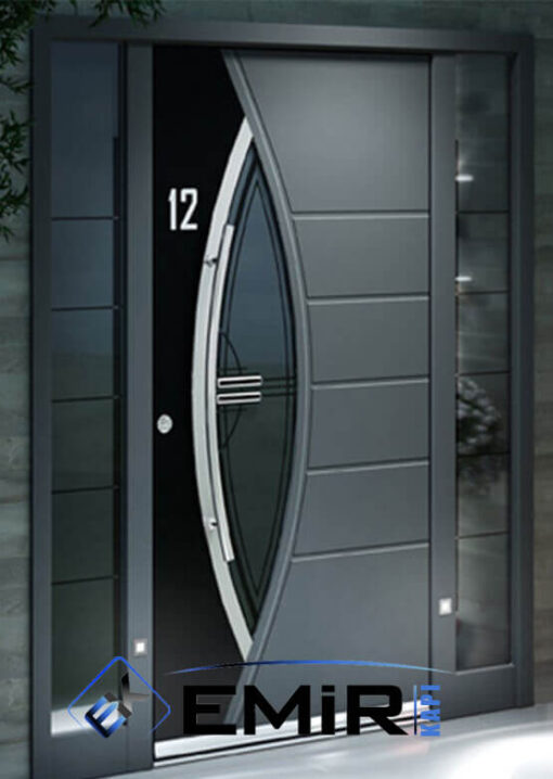 Zekeriyaköy Villa Kapısı Çelik Kapı Zekeriyaköy Villa Giriş Kapısı İndirimli Çelik Kapı