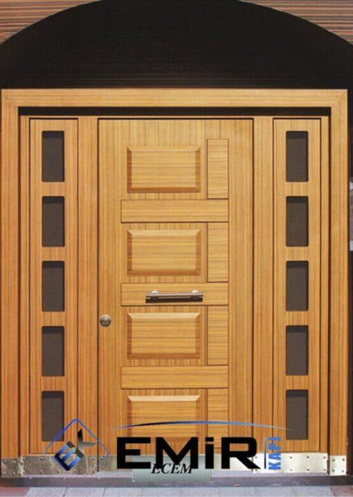 Kemerburgaz Villa Kapısı Göktürk Dış Mekan Çelik Kapı Modelleri İndirim