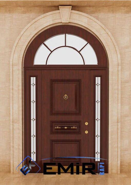Bursa Villa Kapısı Çelik Kapı Dış Mekan Villa Giriş Kapısı İstanbul