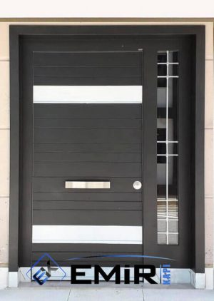 Modern Tasarım Lüks Villa Kapısı
