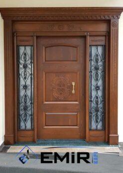 Ataköy Villa Kapısı Çelik Kapı Dış Mekan Villa Giriş Kapısı İstanbul