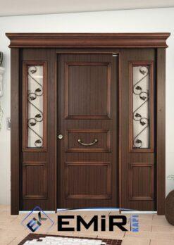 Nakkaştepe Villa Kapısı Çelik Kapı Dış Mekan Villa Giriş Kapısı İstanbul