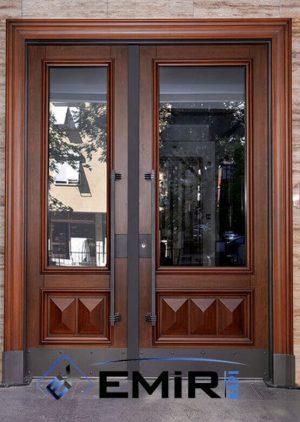 Maun Villa Kapısı Özel Tasarım Prizma