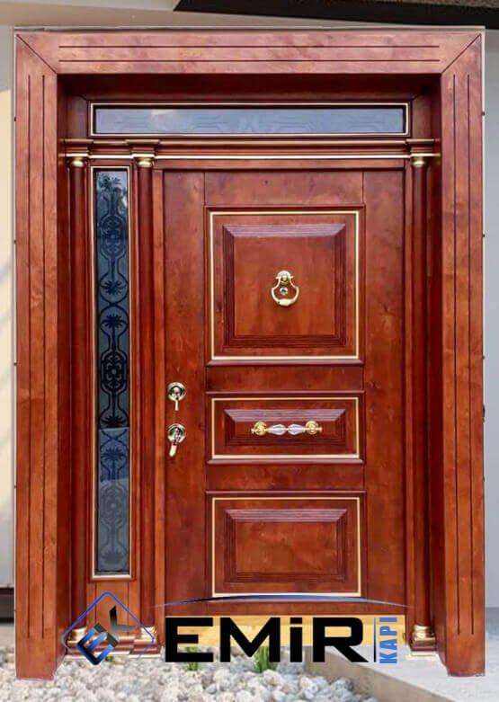 ANADOLU YAKASI Villa Kapısı Çelik Kapı Dış Mekan Villa Giriş Kapısı İstanbul