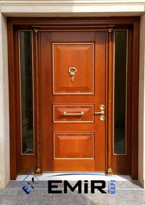 KARTEPE Villa Kapısı Çelik Kapı Dış Mekan Villa Giriş Kapısı İstanbul