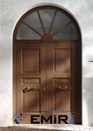 Kubbeli Villa Kapısı