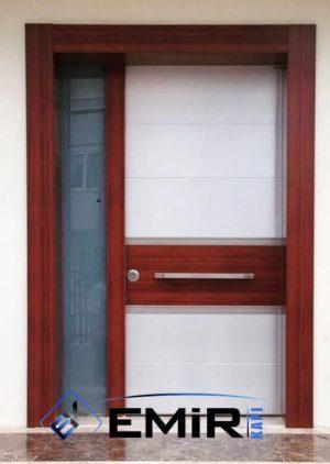 Çift Renk Villa Kapısı VK-036