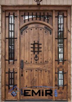 FETHİYE Villa Kapısı Çelik Kapı Dış Mekan Villa Giriş Kapısı İstanbul