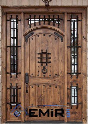Antik Tasarım Villa Kapısı VK-024