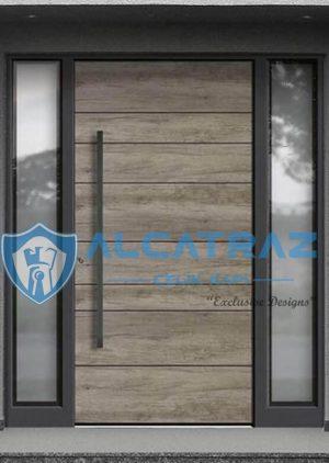 Bodrum Villa Kapısı Modelleri Villa Giriş Kapısı VK-021