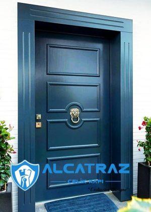 Azerbeycan Villa Kapısı Modelleri Villa Giriş Kapısı VK-028