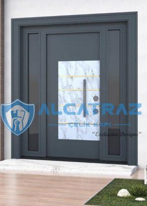 Fethiye Villa Kapısı Modelleri Villa Kapıları VK-043