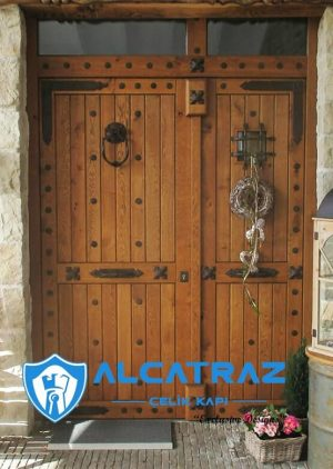 Fransa Villa Kapısı Modelleri Villa Giriş Kapısı