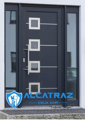 İstanbul Beykoz Villa Kapısı Modelleri Villa Giriş Kapısı VK-047