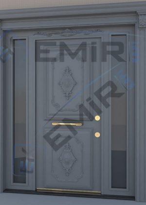 Gürpınar Villa Kapısı İstanbul Villa Kapısı Modelleri