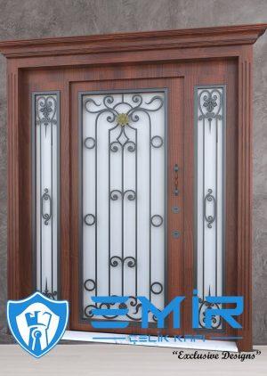 Villa Kapısı Modelleri İstanbul Villa Kapısı VK-090