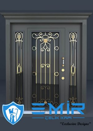 Villa Kapısı Modelleri Kocaeli Villa Kapısı VK-091