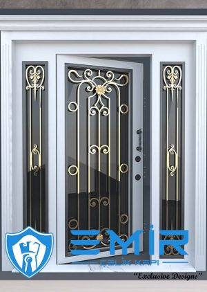 Villa Kapısı Modelleri Kocaeli Villa Kapısı VK-092