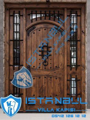 Foça Villa Kapısı