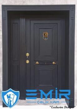 Villa Giriş Kapısı Antrasit Villa Kapısı Modelleri İndirimli Villa Kapıları Özel Tasarım Villa Kapısı Modelleri Dış Kapı Fiyatları Emir