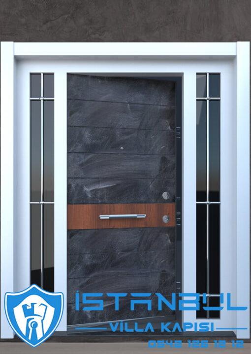 Villa Kapısı Çelik Kapı Dış Kapı Modelleri Villa Giriş Kapısı İstanbul Villa Kapıları 13