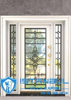 Villa Kapısı İstanbul Villa Giriş Kapısı Modelleri İndirimli Villa Çelik Kapı 1