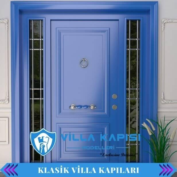 Klasik Villa Kapısı Modelleri İstanbul Villa Kapıları