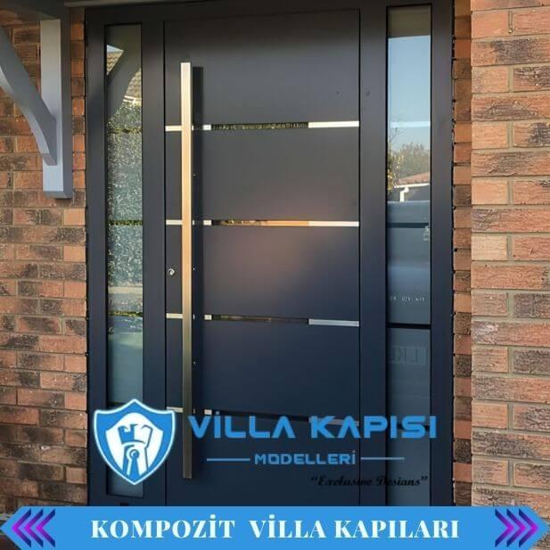 Kompozit Villa Kapısı Modelleri İndirimli Villa Giriş Kapısı Fiyatları